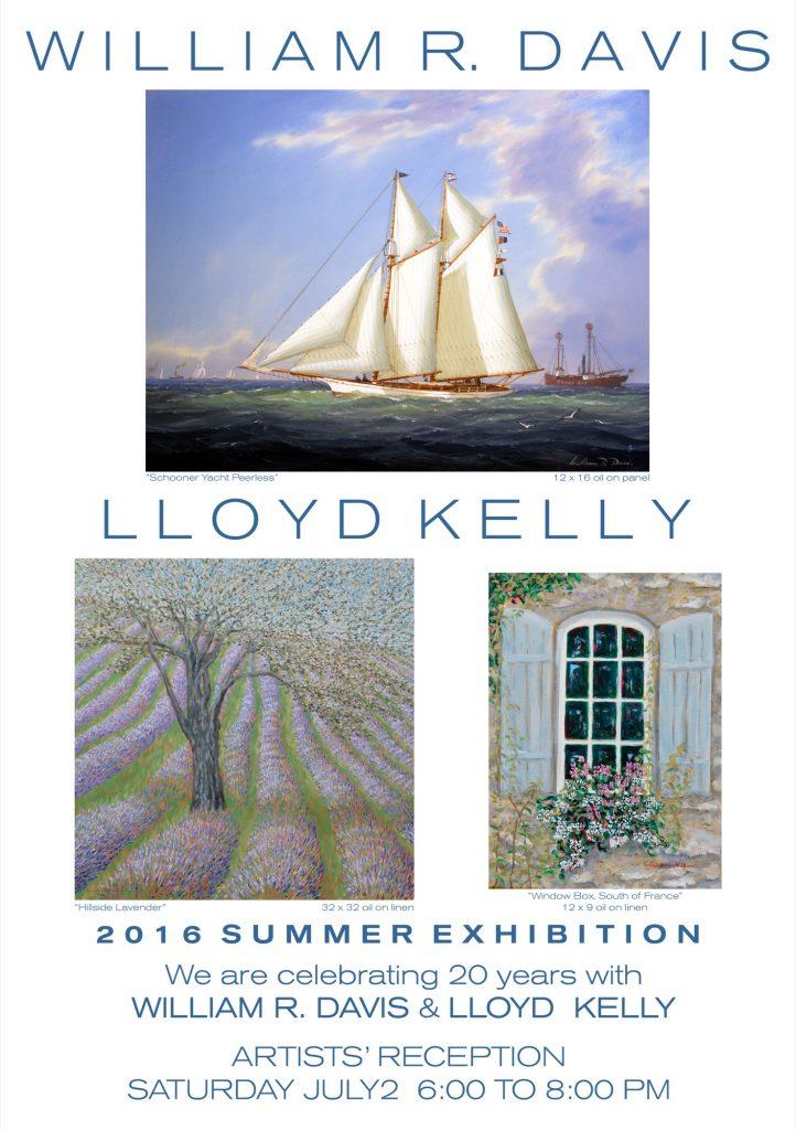 Celebrating 20 years with William R. Davis & Lloyd Kelly