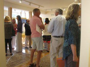 2016 Summer Exhibition Artists' Reception
