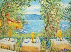 """""""Il Pitisforo Restaurant, Portofino"""""""