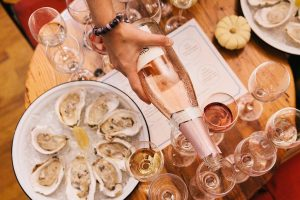 Martha's Vineyard Food & Wine Festival October 13-16, 2016