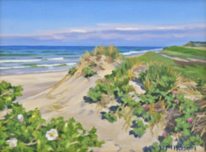 """Moshup June Dune"" by Marjorie Mason"