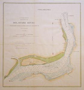 Delaware River 1871