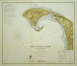 Provincetown Harbor 1857