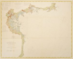 Boston Bay & Approaches 1866