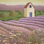 Lavender & Stone House by Lloyd Kelly