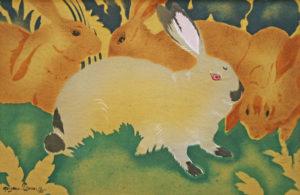 Quatre Lapins